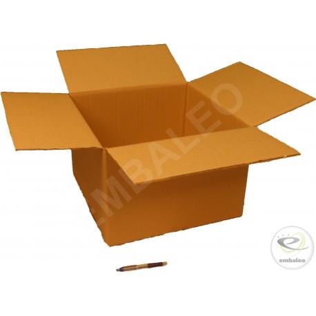 Cartón canal doble 45 x 45 x 30 cm
