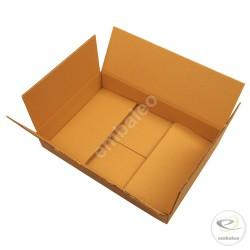 Caja de cartón 39,5 x 29,5 x 12,5 cm