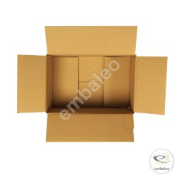 Caja de cartón 29,5 x 19 x 11 cm