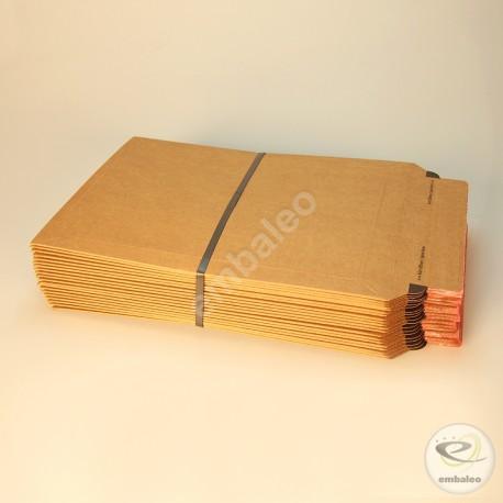 Sobre de cartón A4 23,5 x 34 cm