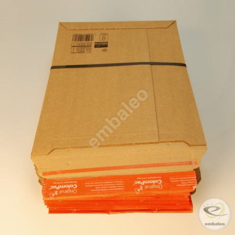 Sobre de cartón A4+ 25 x 36 cm