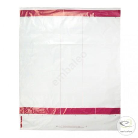 Bolsa de plástico opaca n°7 - 70x90cm