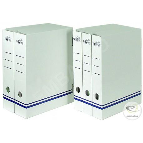 Cajas Archivo A4 25,5 x 7,5 x 32,4 cm