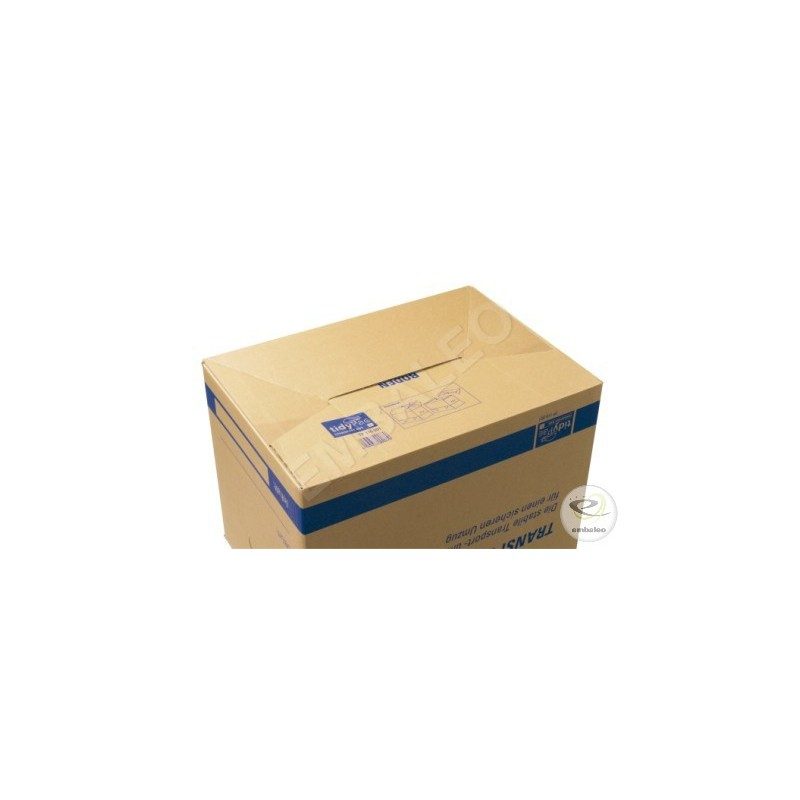Caja de transporte xl 68 x 35 x 35 5 cm for Cajas carton almacenaje