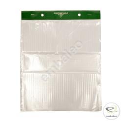 """Bolsas de plástico en Paquete Transparentes """"""""Grandes"""""""" 30x35"""