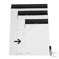 Pochettes plastiques opaques n°2 45 x 35 cm 55µ