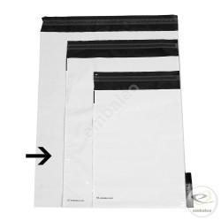 Pochettes plastiques opaques n°3 55 x 45 cm 55µ