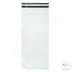 Bolsa de plástico opaca n°3 - 30x70cm