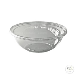 Ensaladera plástica desechable 2,25 L