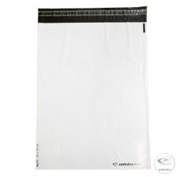 Bolsa de plástico opaca Embaleo n°2 35 x 45 cm 55µ