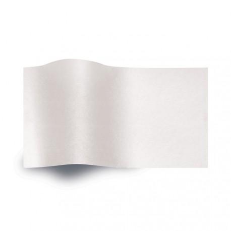 Papel de seda blanco