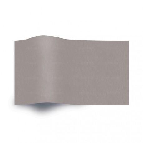 Papel de seda gris