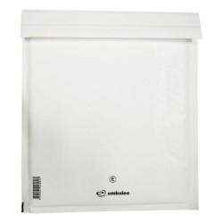 Enveloppe bulle blanche Embaleo E 22x26cm