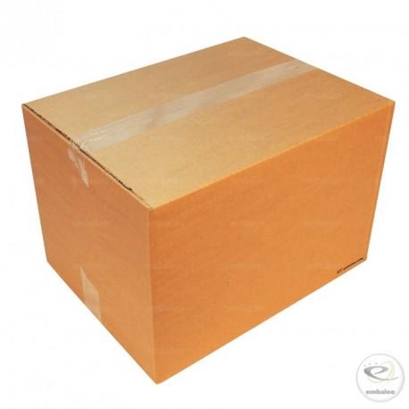 Cartón canal simple 40 x 30 x 20 cm