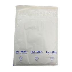 Sobres acolchados de plástico H Megaburbujas Extraplast blanco 27 x 35 cm