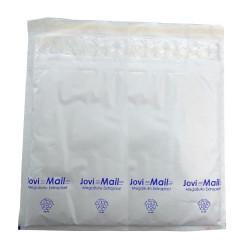 Sobres acolchados de plástico L Megaburbujas Extraplast Blanco 46 x 43 cm