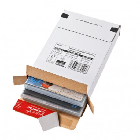Boite carton 14,5 x 22,5 x 3,4 cm