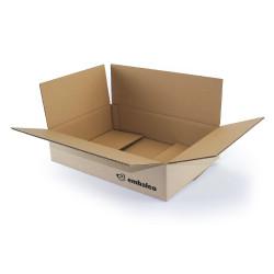 Caja de cartón 39,5 x 27,5 x 9,5 cm