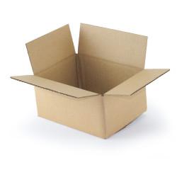 Cartón canal simple 20 x 15 x 9 cm