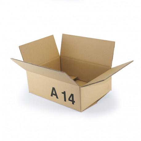 Caja de cartón 30x20x15 cm