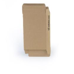 Caja postal de cartón 14 x 22,5 x 3 cm