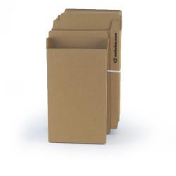 Caja postal de cartón 17,5 x 28,5 x 3 cm