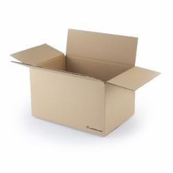 Cartón canal simple 30 x 20 x 17 cm