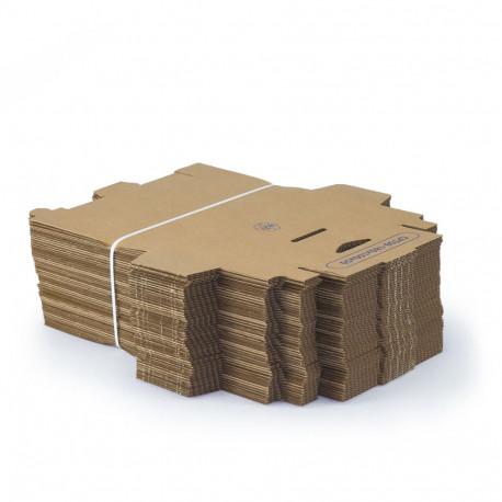 Caja postal pequeña 18x10x5 cm
