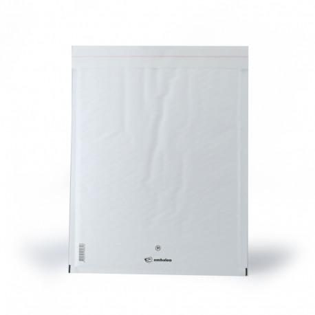 Enveloppe bulle blanche Embaleo H 27x36cm