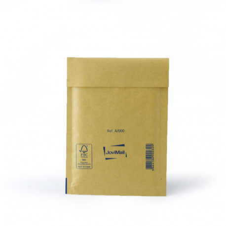 Sobre marrón con burbujas A Mail Lite Gold 10x16cm