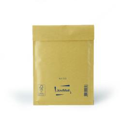 Sobre marrón con burbujas C Mail Lite Gold 15x21cm