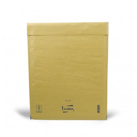 Sobre marrón con burbujas H Mail Lite Gold 27x36cm