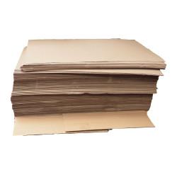 Hoja de cartón separadora 120x80cm