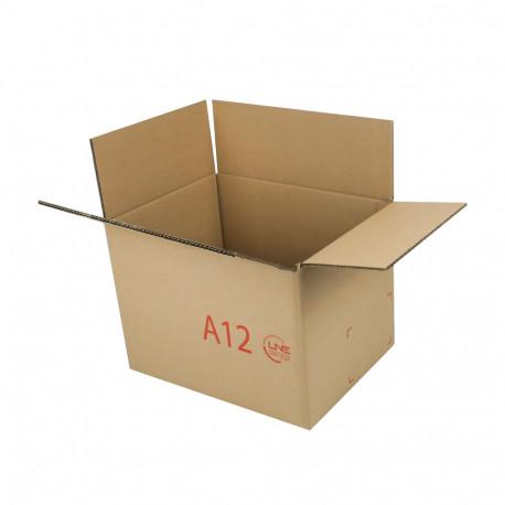 Caja de cartón 40 x 29,5 x 28 cm